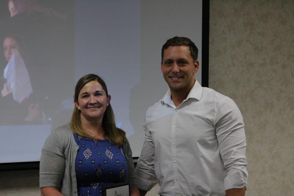 Collaboration award winners